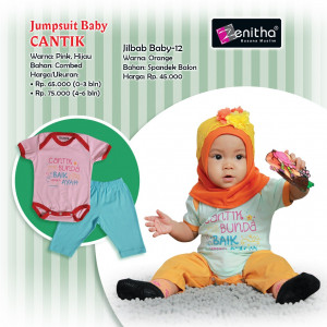 Jumpsuit Girl Cantik