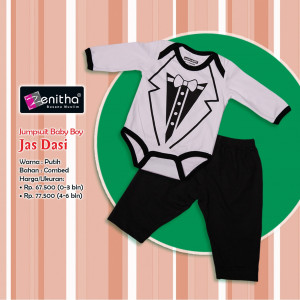 Jumpsuit Boy Jasi