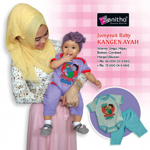 Jumpsuit Girl Kangen
