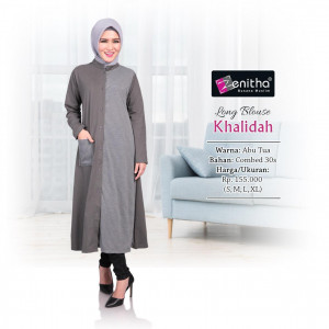 Long Blouse Khalidah