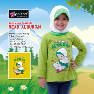 Kids Girl Al-Qur'an