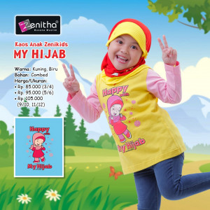 Kids Girl My Hijab