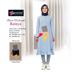 Long Blouse Raisya