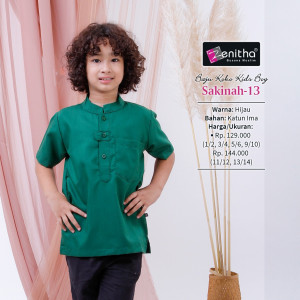 Sakinah 13 Kids Boy