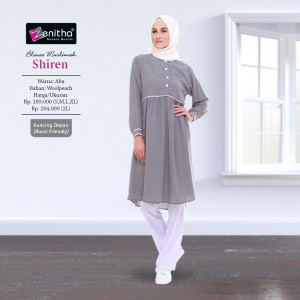 Tunik Shireen