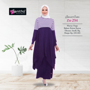 Gamis+Outer Zn 294