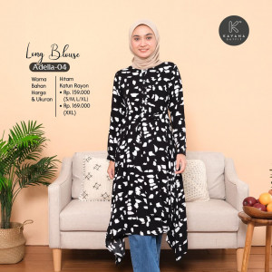 Long Blouse Adella 04