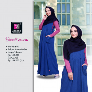 Overall Zn 296