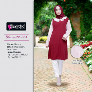 Blouse ZN 361